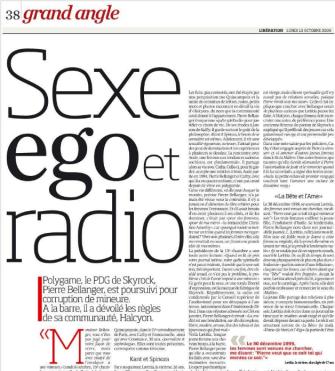 Sexe Ego et Radio