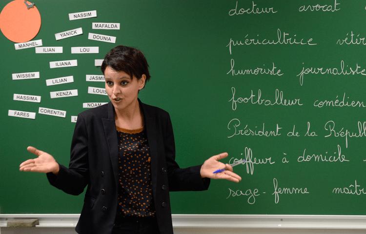 Théorie du genre : Najat Vallaud-Belkacem confirme l'arrêt des ABCD