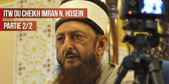 Parution de «Califat» : ITW exceptionnelle de Cheikh Imran N. Hosein – 2/2
