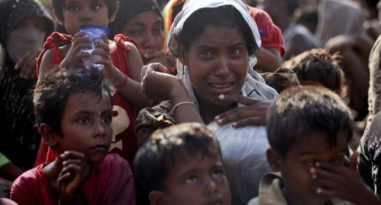 Les musulmans Rohingyas massacrés et dont personne ne parle !