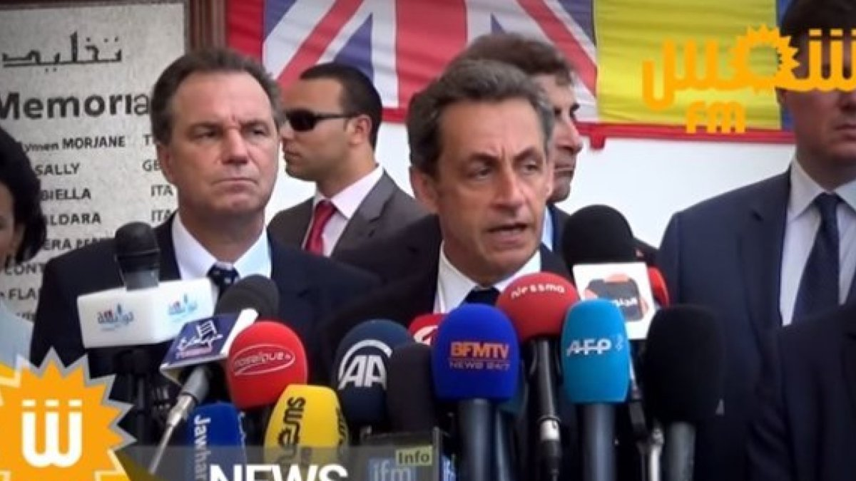 Algérie : les déclarations de Nicolas Sarkozy «malvenues»