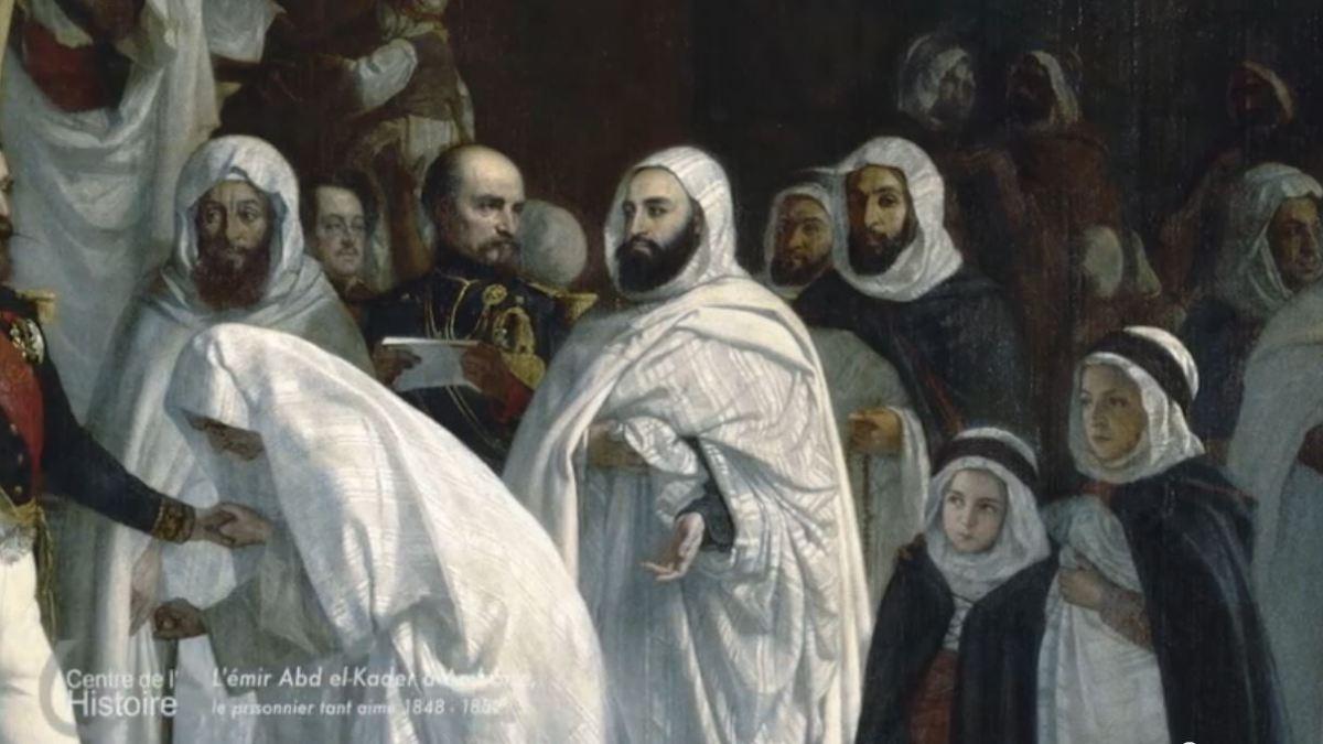 L'émir Abd el Kader à Amboise, le prisonnier tant aimé