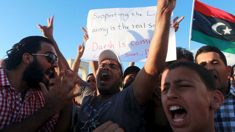La Libye appelle les nations arabes à l'aide contre le groupe EI