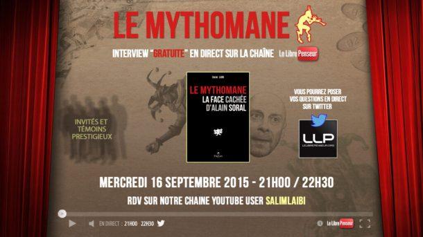 LE MYTHOMANE soral LLP