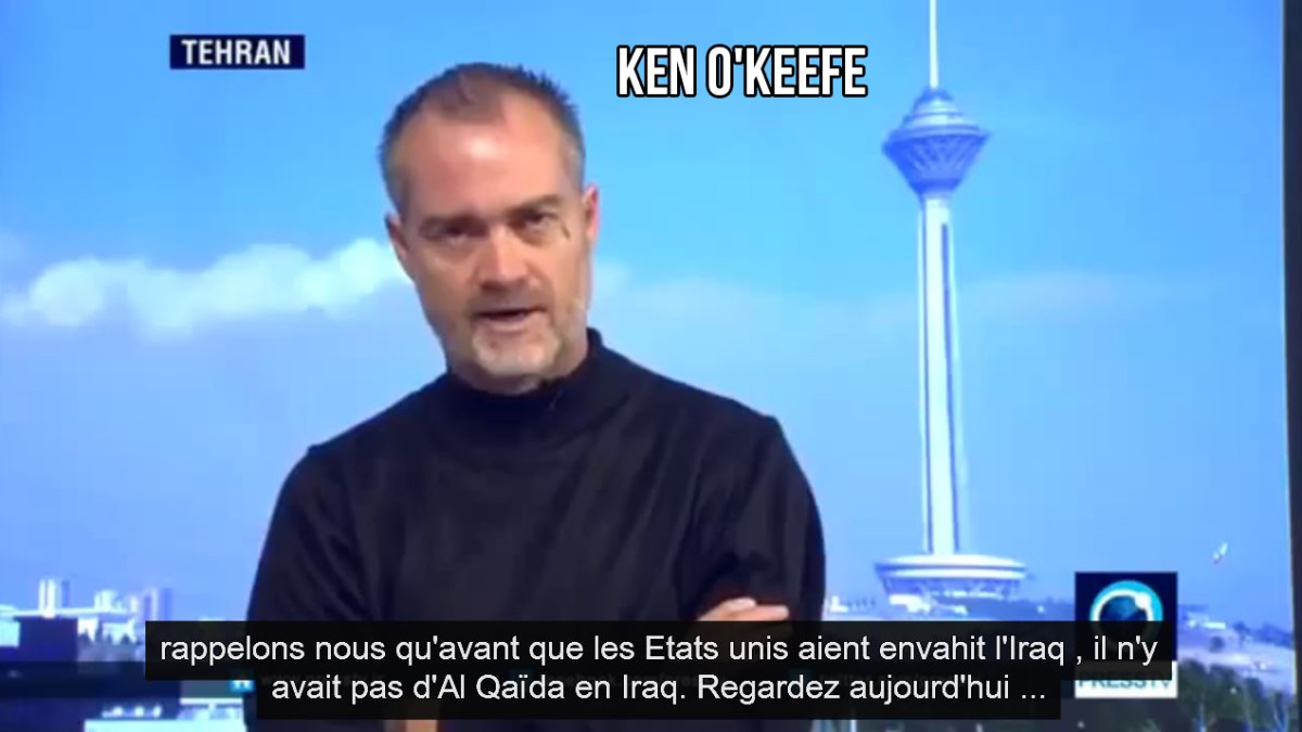 ISIS = Israeli Secret Intelligence Service par Ken O'Keefe