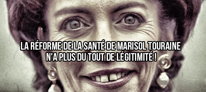 Marisol Touraine n'a plus aucune légitimité