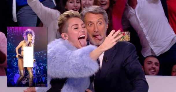 miley-cyrus-grand-journal-canal-langue-cours