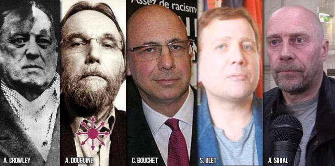 Révélations : les disciples de Crowley qui ont investi la dissidence
