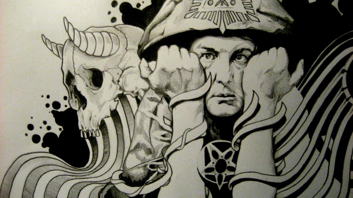 Aleister Crowley : «L'homme le plus malsain au monde» (VOSTFR)