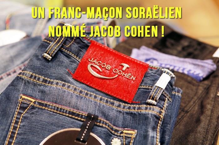Un franc-maçon soraëlien nommé Jacob Cohen !