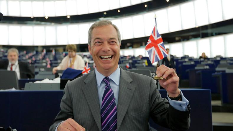 « L'effondrement de l'Union européenne est désormais inévitable »