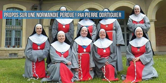 Propos sur une Normandie perdue ! par Pierre Dortiguier