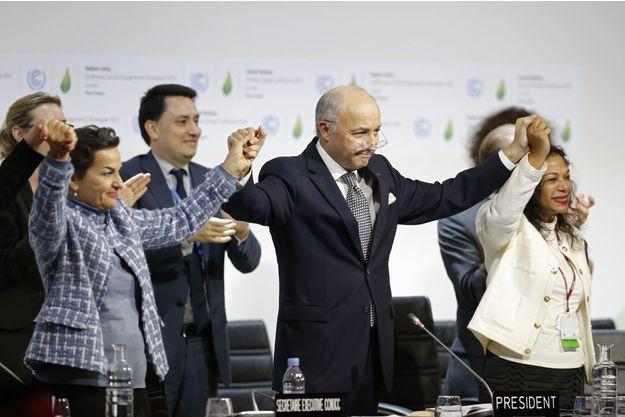 Humour : Laurent Fabius, futur prix Nobel de la Paix ?