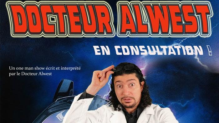 Le Docteur Alwest et Sarkozy la magouille, par LBE