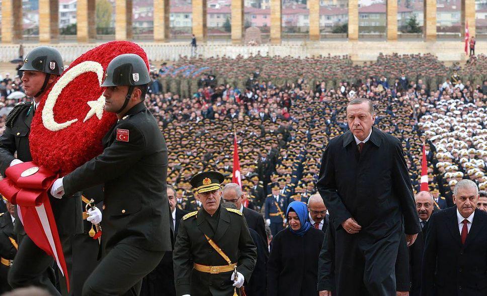 Erdogan veut un vote sur la peine de mort