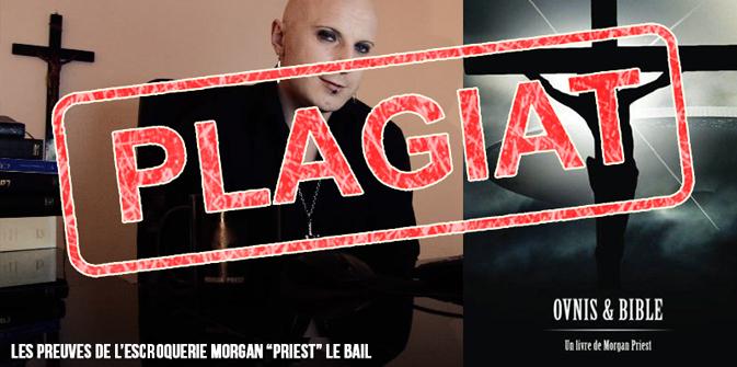 Morgan «Prie$t» Le Bail en flagrant délit de plagiat : les preuves !