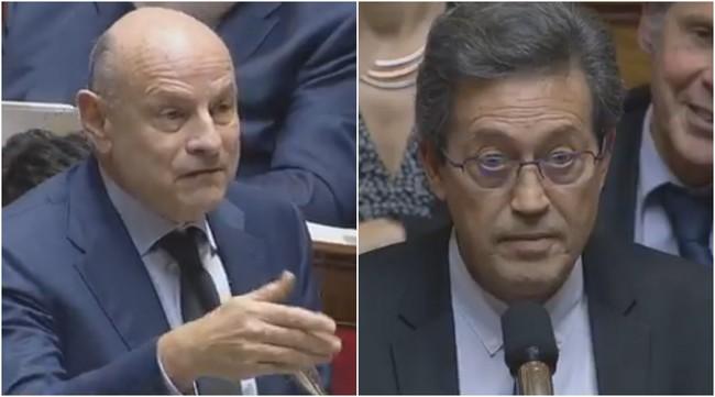 Le Guen interpellé par G. Fenech à l'Assemblée, concernant le Qatar !