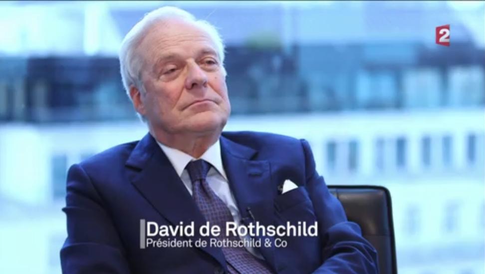 Quand le bankster Rothschild menait France Télécom au naufrage !