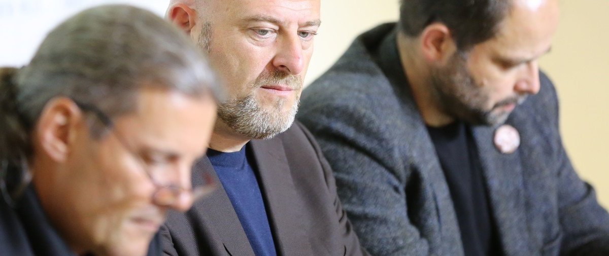 Le survivaliste Piero San Giorgio veut éliminer les malades et les handicapés !