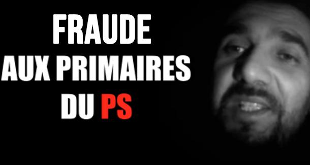 Fraude aux primaires du PS, par Scady