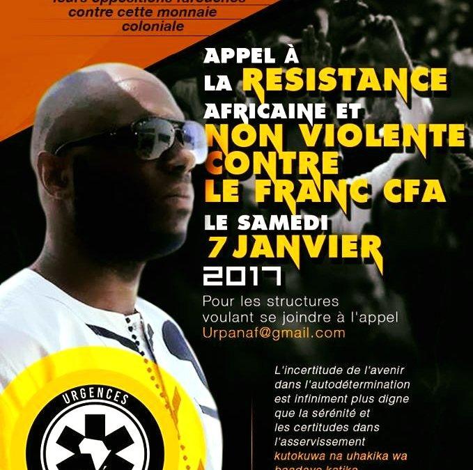 Front historique contre le Franc CFA : l'Afrique et sa diaspora en position de combat