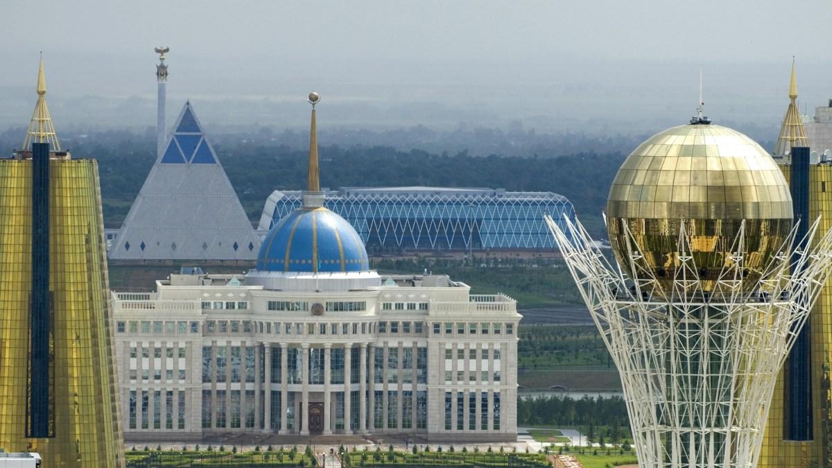 Maçonnerie : comment Astana a fait mieux que Paris et Washington réunis !