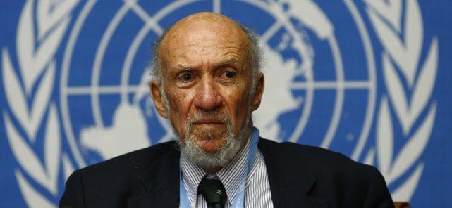 ONU : Washington réclame le retrait d'un rapport accusant israhell d'apartheid