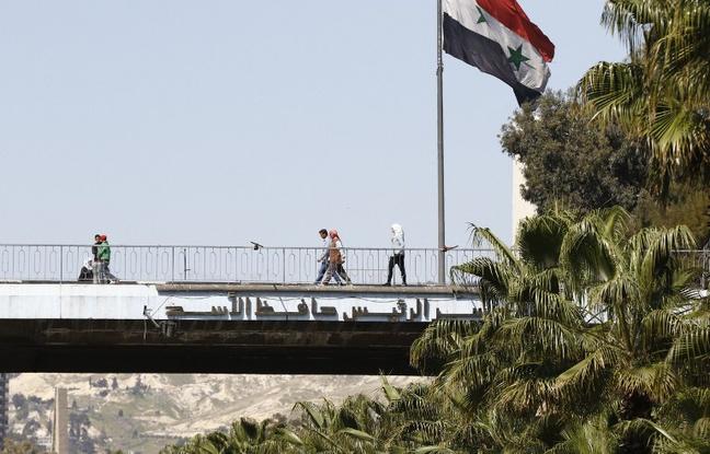 Syrie : « Énorme » explosion près de l'aéroport de Damas, probablement due à un raid israélien