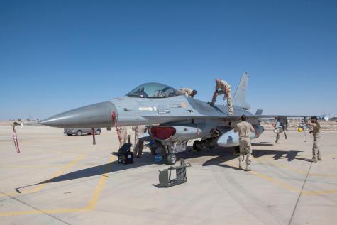 F16 belges en Syrie : le parquet fédéral enquêterait sur des victimes civiles