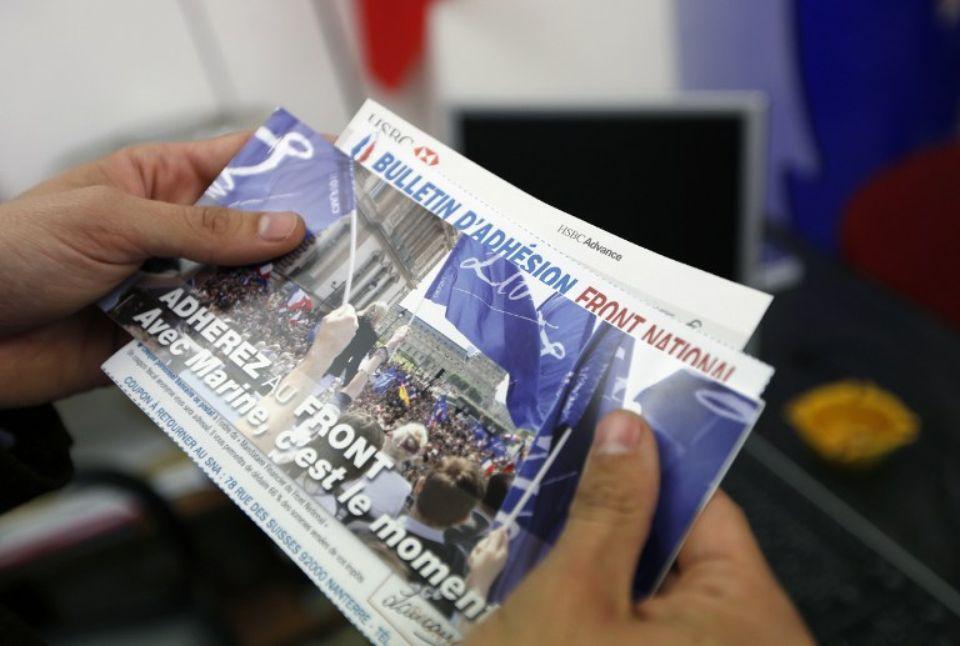 Municipales : des élus FN condamnés pour avoir inscrit des candidats à leur insu