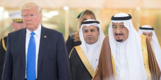 USA/Saoudie : le deal de 350 milliards de dollars pour continuer à fermer les yeux !