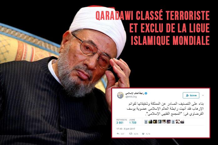 La Ligue islamique mondiale exclut Qaradhaoui de l'Académie de Jurisprudence et de la Doctrine