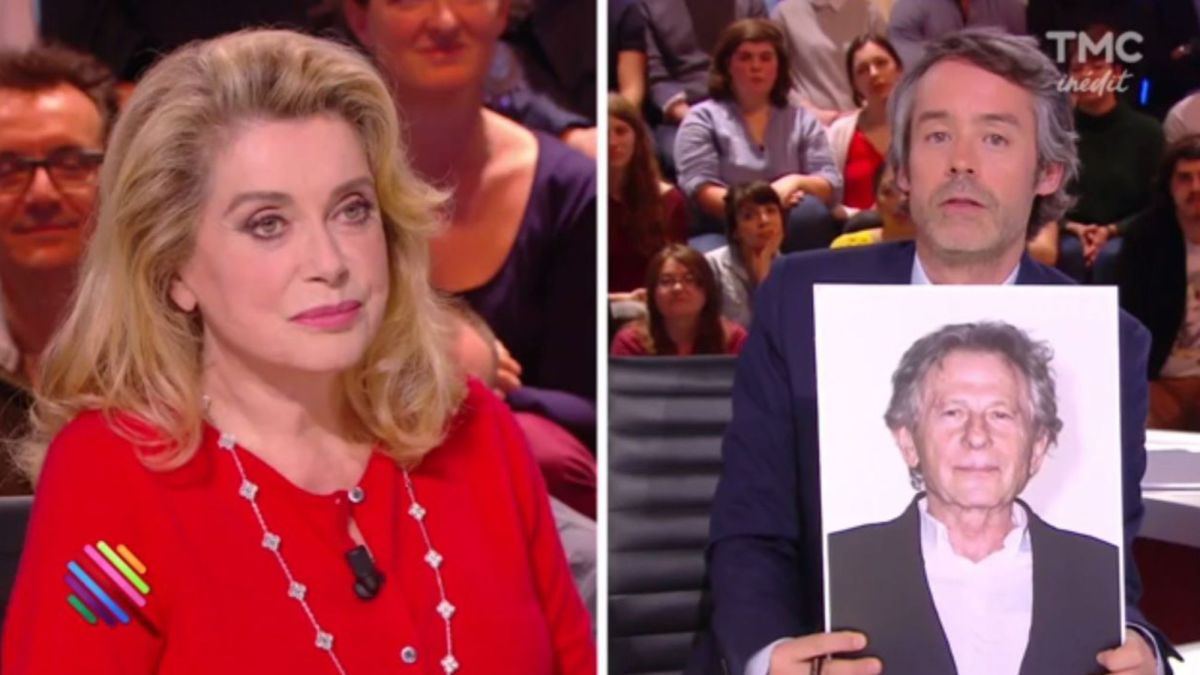 Nausées : Catherine Deneuve défend le violeur Polanski et trouve les féministes excessives !