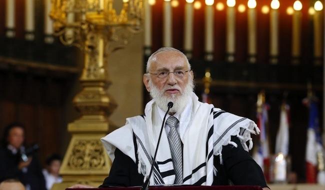 Grand rabbin Gugenheim : il faut s'inscrire sur le « fichier national du refus » du don d'organes
