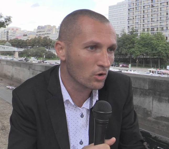 Johan Livernette : «La franc-maçonnerie, c'est le cœur du système»