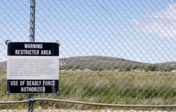 site-du-laboratoire-militaire-de-dugway-utah-ouest