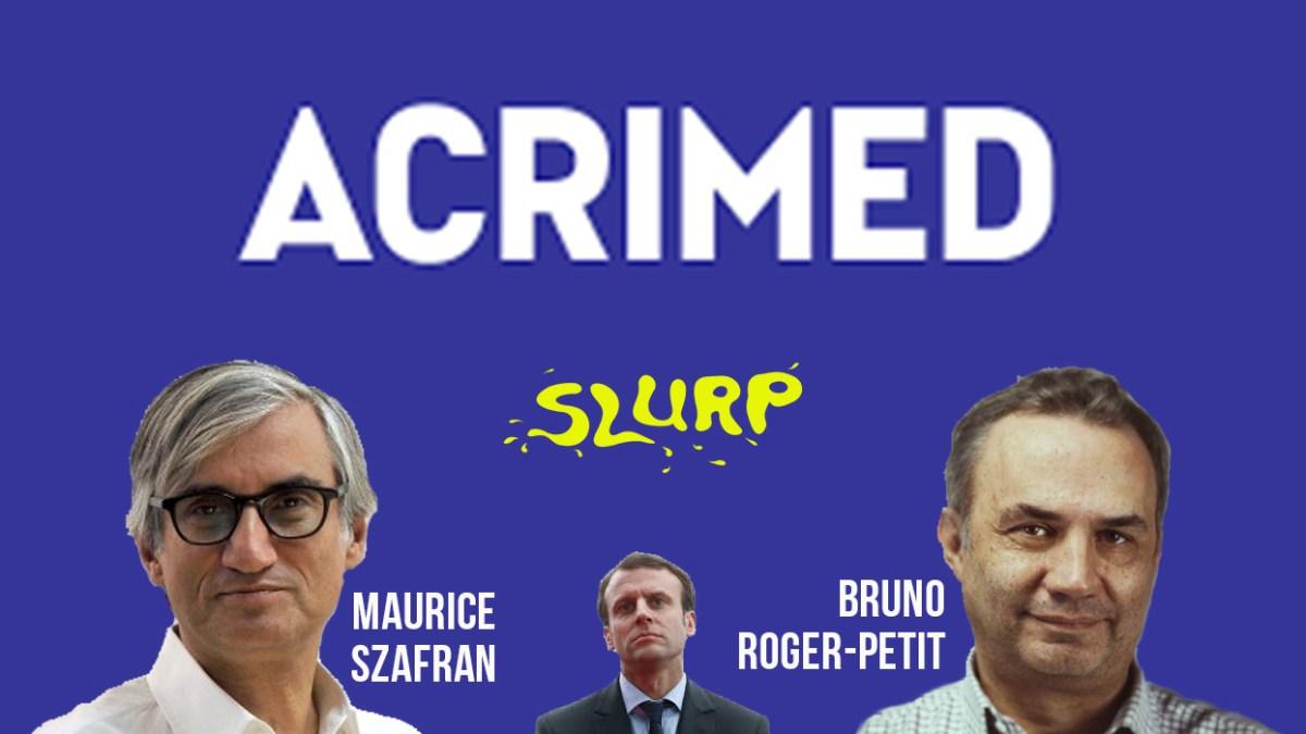La présidentielle à «Challenges» : Bruno Roger-Petit et Maurice Szafran accusés de propagande !