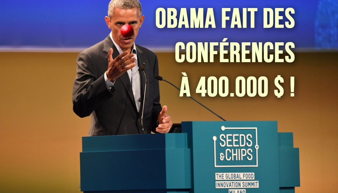 Barack Obama, le caniche de Wall Street !