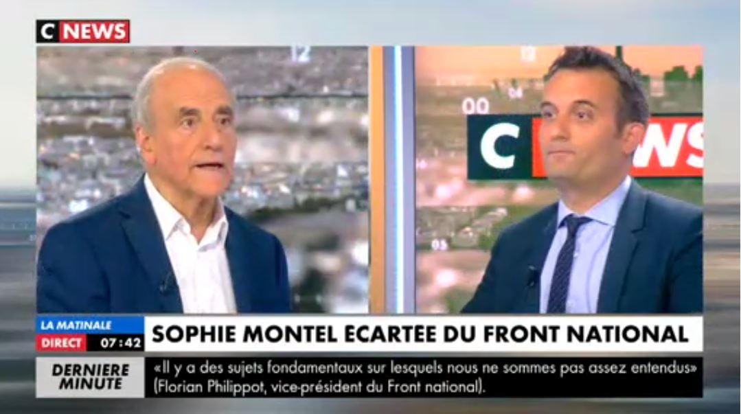 D'après Philippot, Le Pen serait à l'origine de la seconde affaire des emplois fictifs au Parlement européen