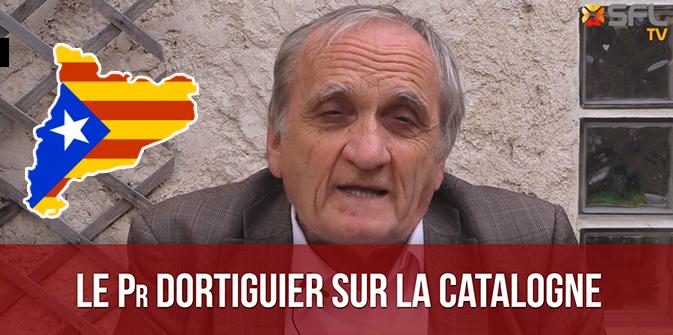 Entretien vidéo avec le Pr Pierre Dortiguier sur la Catalogne