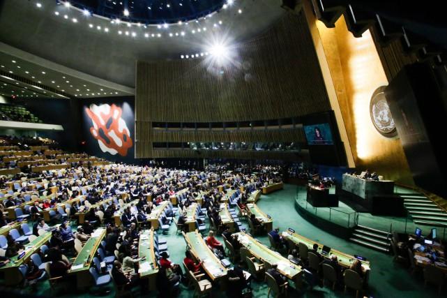 Al Qods : les Yankees condamnés à l'ONU malgré les menaces de Trump/Haley !