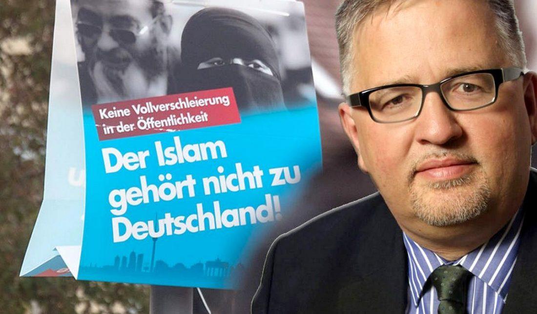 Allemagne : un dirigeant de l'AfD, parti islamophobe, se convertit à l'islam