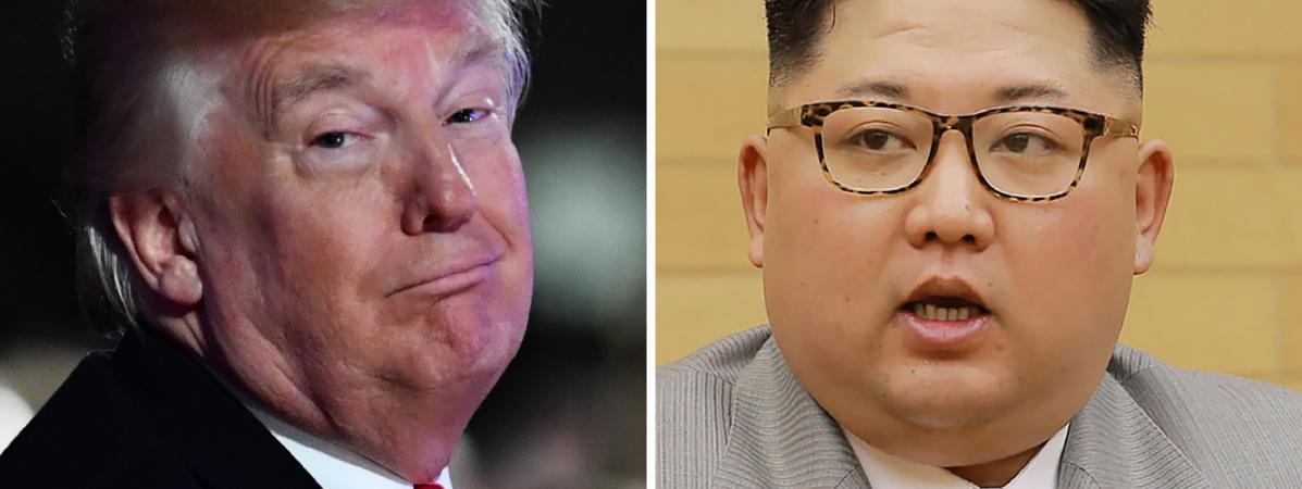 Gamineries : Trump répond à Kim Jong-un et affirme avoir un bouton nucléaire « plus gros et plus puissant » que le sien !