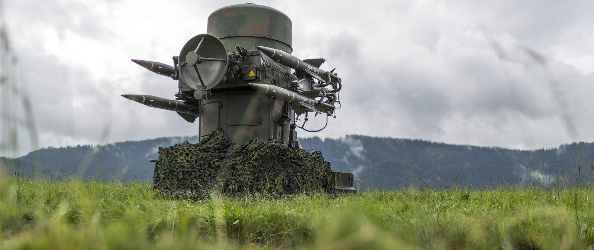 Les exportations d'armes suisses ont bondi de 8% en 2017