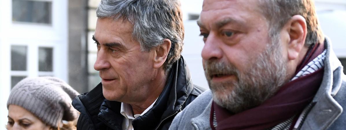 « Et s'il se flingue en taule ? » : l'ultime plaidoirie d'Éric Dupond-Moretti pour éviter la prison ferme à Jérôme Cahuzac