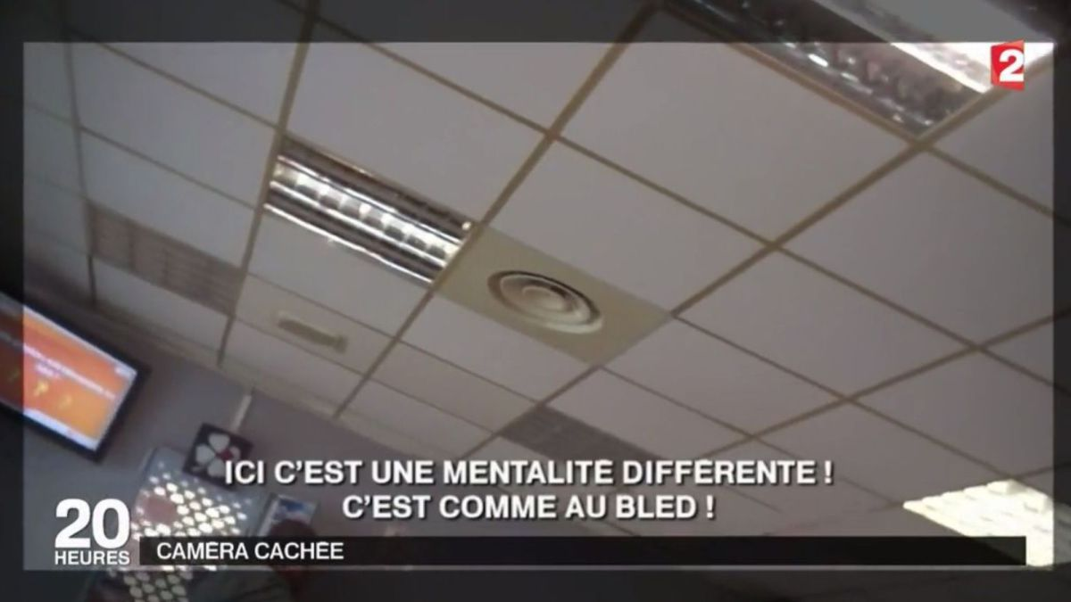 Reportage du bar de Sevran « sans femmes » : un « bug », selon Hervé Brusini
