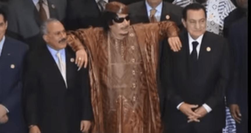 Les dictateurs et leurs ambitions