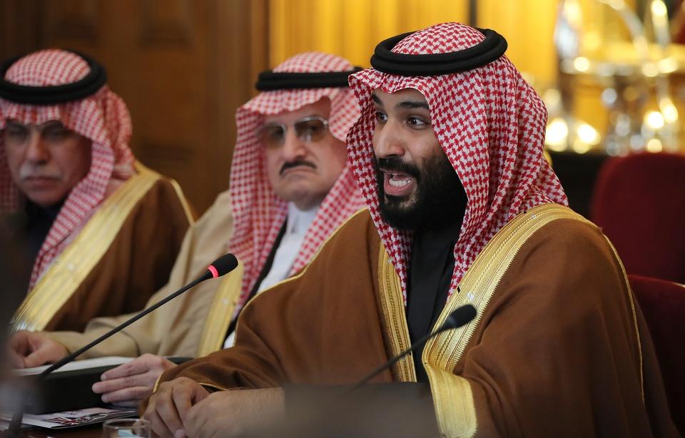 Saoudie maudite : le prince héritier compare l'ayatollah iranien Ali Khamenei à… Hitler !