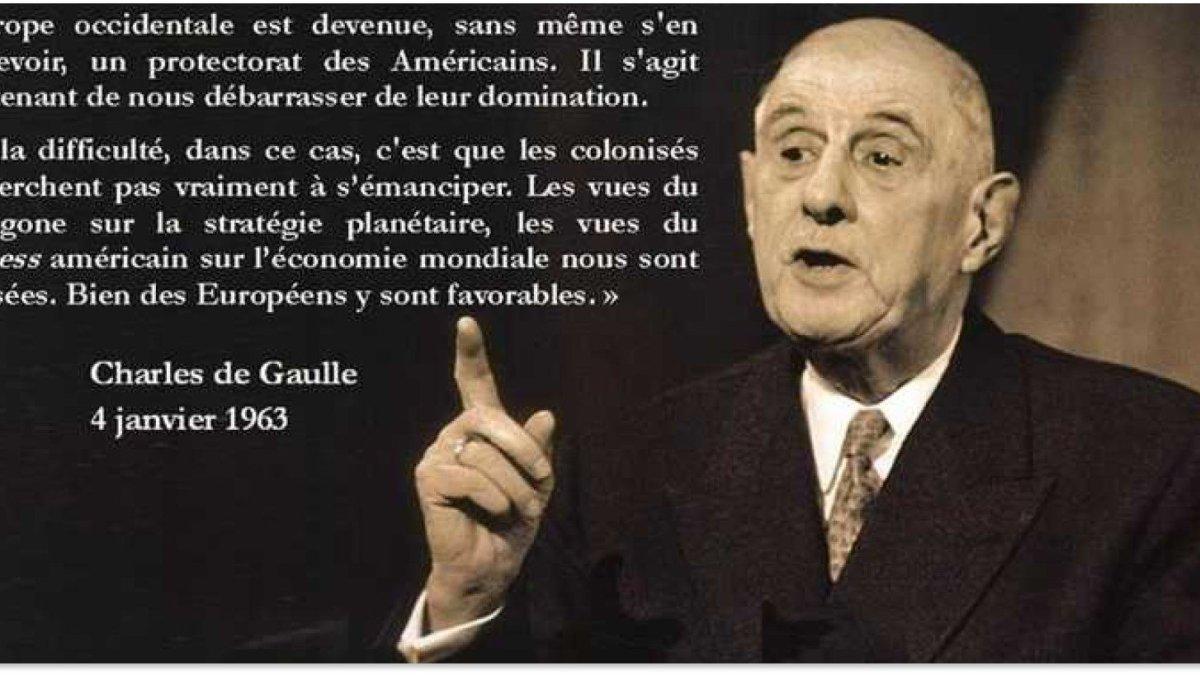 Mai 68, la CIA et l'agent Cohn-Bendit : ou comment les USA auraient renversé de Gaulle