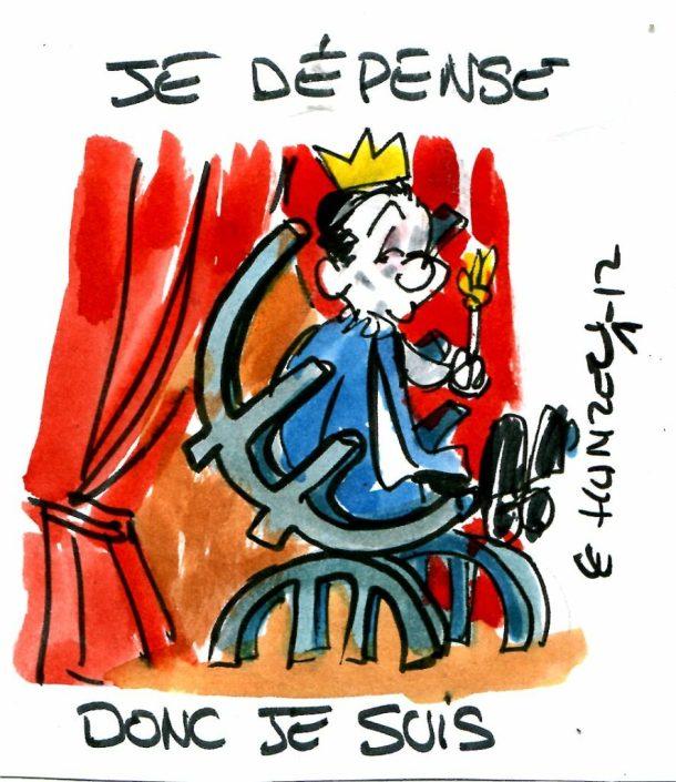 imgscan-contrepoints-733-Roi-Sarkozy